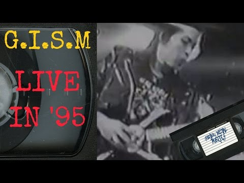 G.I.S.M. Official Home Video 1995 FULL VIDEO