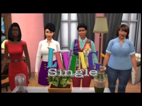 Living Single Intro: The Sims 4 Edition