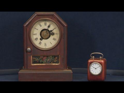 Cottage & Novelty Alarm Clocks | Web Appraisal | Chicago