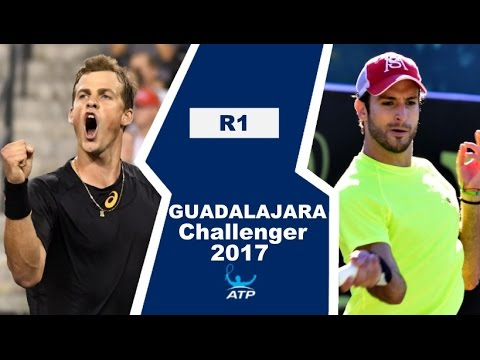 Vasek Pospisil vs Manuel Sanchez Highlights GUADALAJARA 2017
