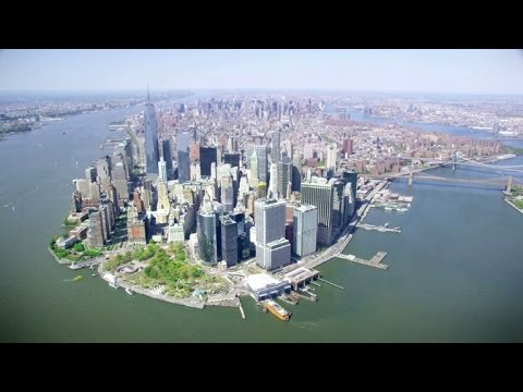 New York's $20bn plan to survive rising seas