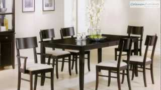 Springs Leaf Extension Dining Room Collection From Coaster Furniture