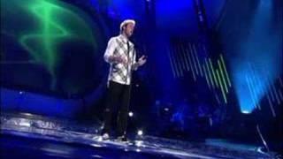 Blake Lewis - When the Stars Go Blue (studio version)