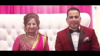 20th wedding Anniversary Mr. & Mrs. Dhindsa, Biggest Party Toronto