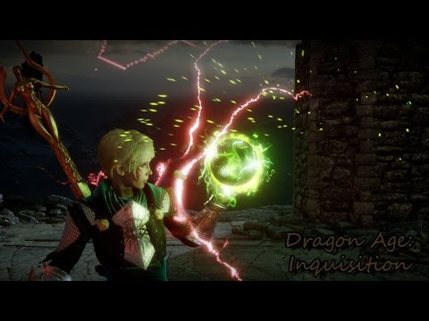 Dragon Age: Inquisition - It's Always Blood Magic