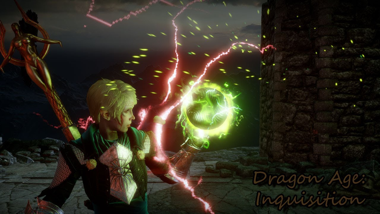 dragon age inquisition its always blood magic youtube