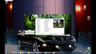 MW3 GUI Dedicated Server Start Up Tool