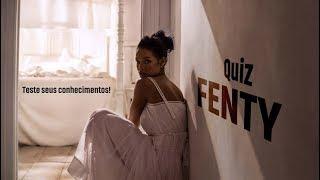 Quiz Fenty : 30 perguntas sobre a cantora RIHANNA