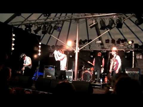 Shadows Chasing Ghosts - Sunlight LIVE @ KLOEMPROCK 2011