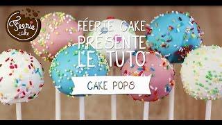 Tutoriel facile : Comment faire des cake pops ?
