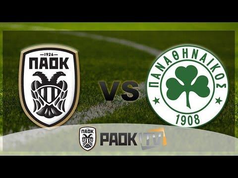 Συνέντευξη τύπου ΠΑΟΚ - Παναθηναϊκός - PAOK TV