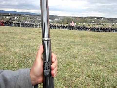 150th CEDAR CREEK CIVIL WAR RE-ENACTMENT 2014