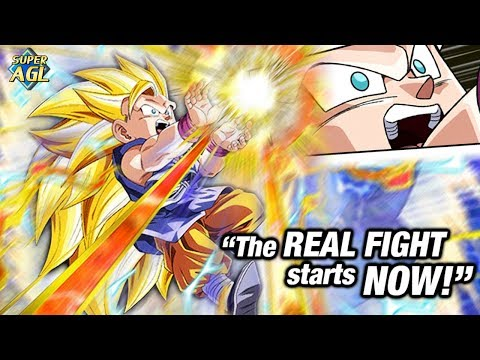 THE NEW SSJ3 GT KID GOKU DOKKAN AWAKEN IS AWESOME! SA10 SHOWCASE! Dragon Ball Z Dokkan Battle