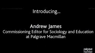 Introducing... our Commissioning Editor for Sociology & Education