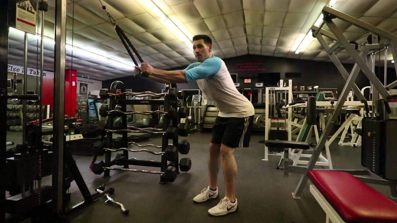 Wonderful Lat Pullover/Straight Arm Pull Down