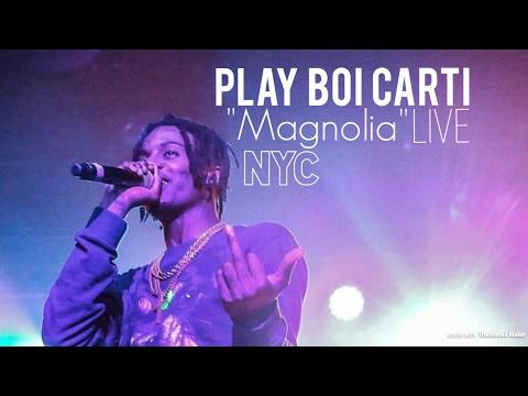 PlayBoiCarti Performs Hit Song