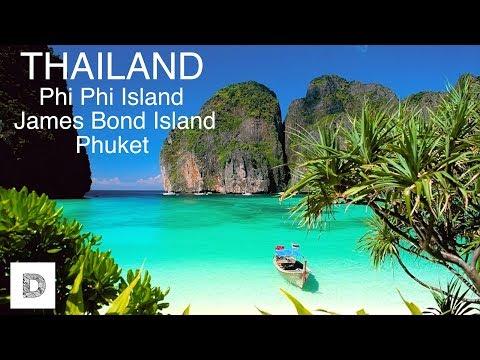 Thailandia 2017 – Phuket, Phi Phi Island, James Bond Island