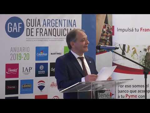 Lanzamiento de la Guía Argentina de Franquicias 2019/2020