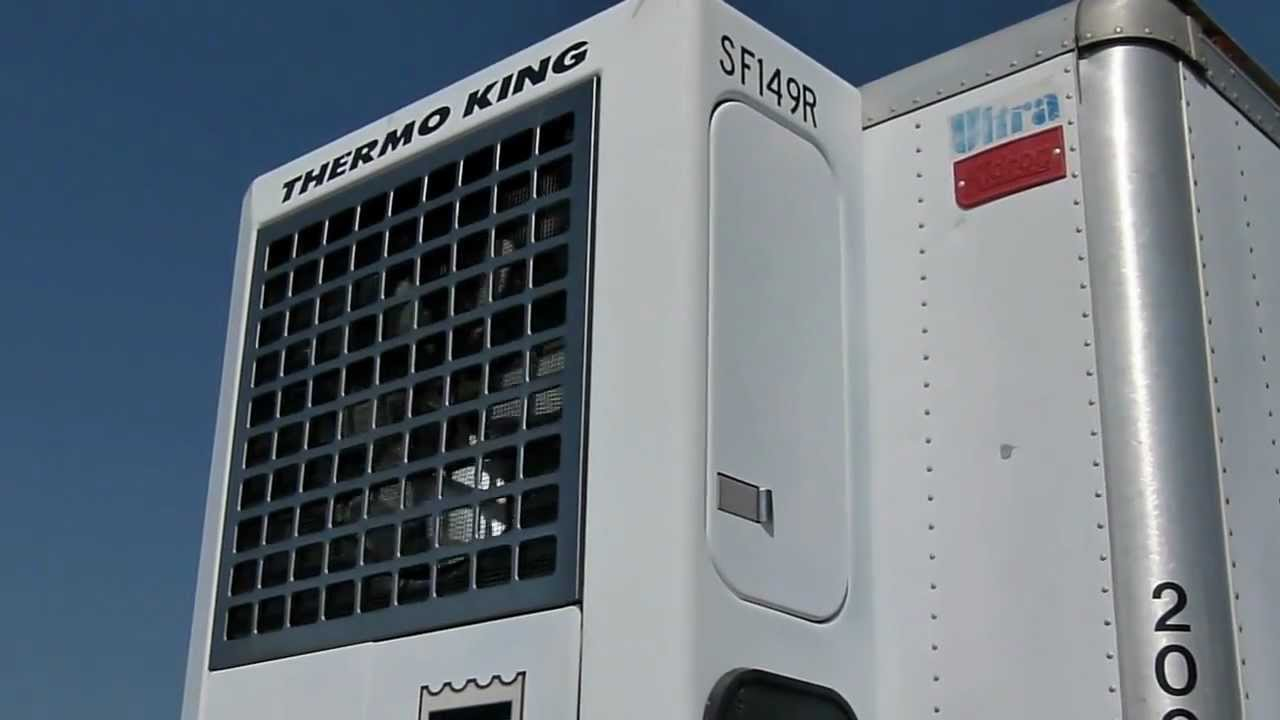 Trailers For Less >> Thermo-King Super II on 1995 Kidron Reefer, Ser.#..054561 ...