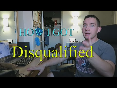 How I Got Disqualified From Military