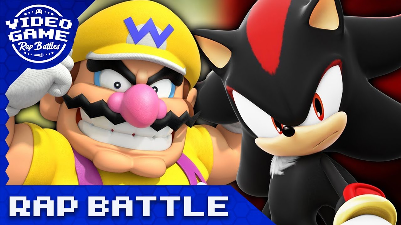Wario vs. Shadow the Hedgehog - Video Game Rap Battle