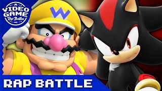 Wario vs. Shadow the Hedgehog - Video Game Rap Battle