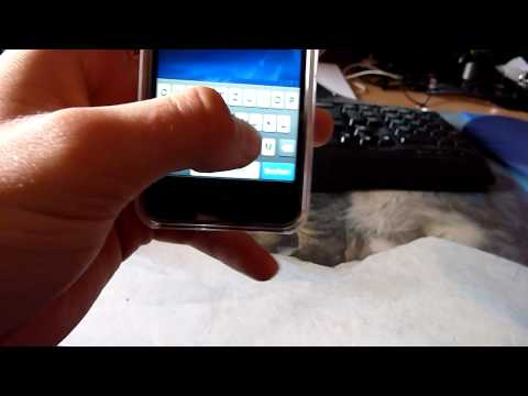 Google Android on iPod Touch 4G