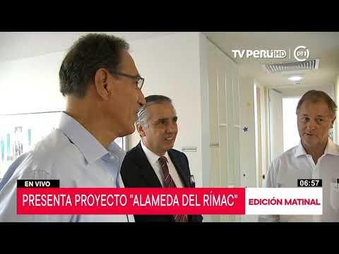 Construcción de departamentos en el Rímac mejorará calidad de vida de más peruanos, señala Vizcarra