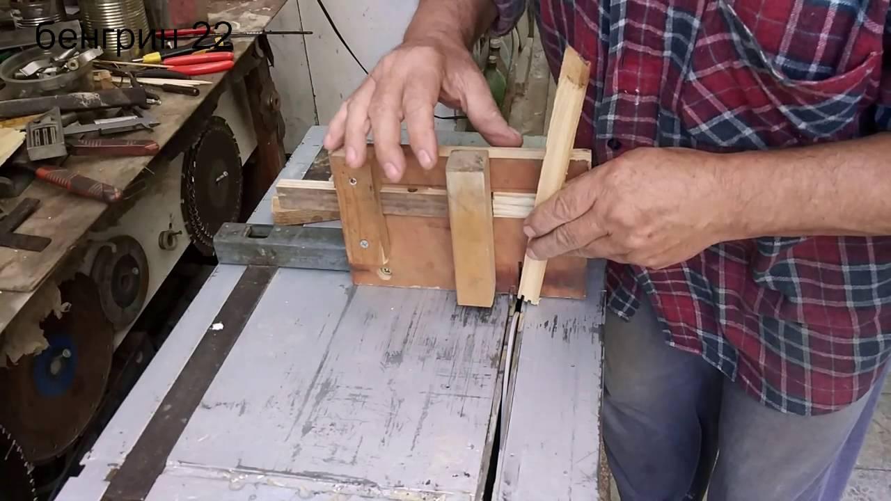 Приспособление для нарезки шипов