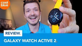 Samsung Galaxy Watch Active 2 - Review