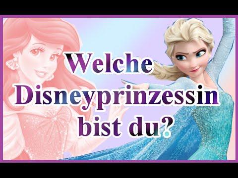Welche Disney Prinzessin bist du? ❤