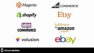 قطرة Shopify: إنشاء 10 آلاف دولار/يوم دروبشيبينغ قمع المبيعات ، والتدريب مجانا 2019