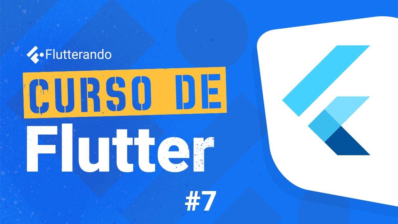 Curso de Flutter #7 - O MaterialApp