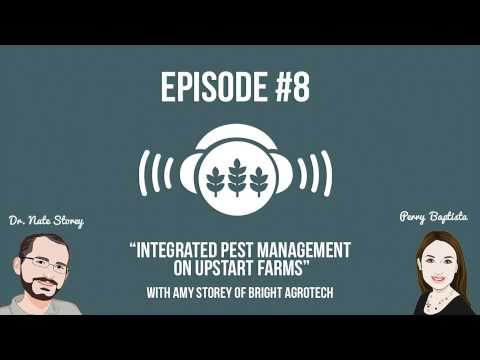 Upstart Farmers Radio Episode #8: Integrated Pest Management on Upstart Farms - 동영상
