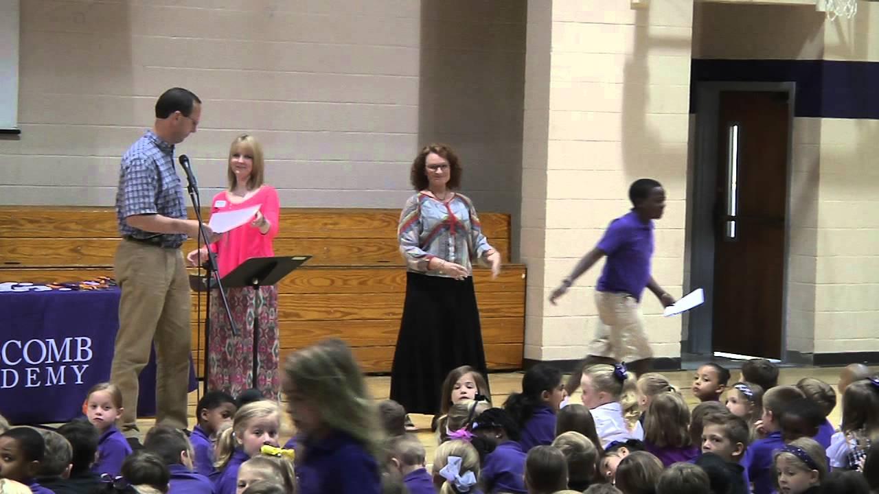 lipscomb academy elementary school awards day 5 23 14 youtube