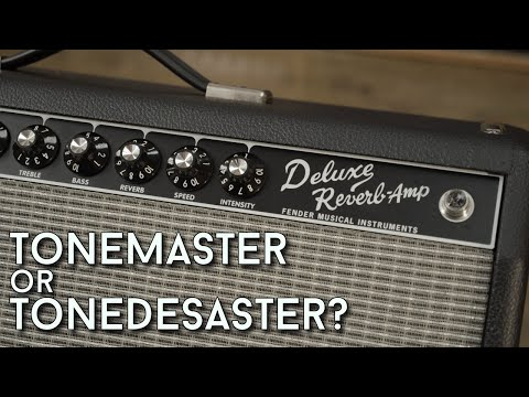How good is the Fender TONEMASTER really?