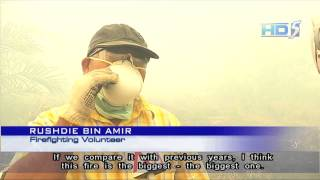 Indonesia begins cloud seeding to fight haze - 23Jun2013