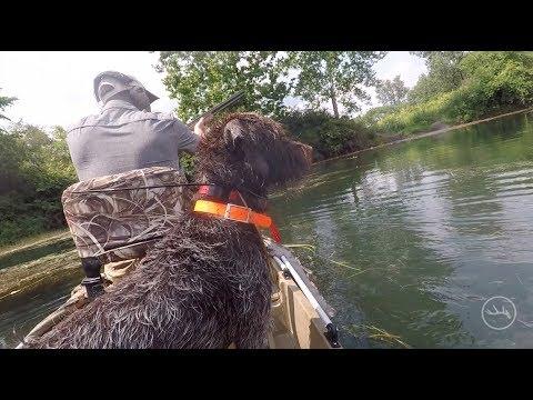 Murphy Waterfowl Training