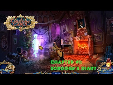 Christmas Stories: A Christmas Carol HD (PC 1080p 60FPS) Chapter #1: Scrooge's Diary