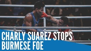 SEA Games 2019: PH's Charly Suarez boxing lightweight quarterfinal (HIGHLIGHTS)