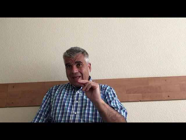 Raúl García; psicólogo de la residencia Olimpia