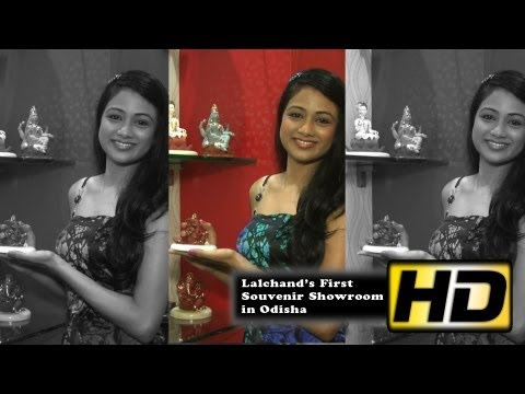 Archita Interview - Lalchand's First Souvenir Shop - Launching Event - HD