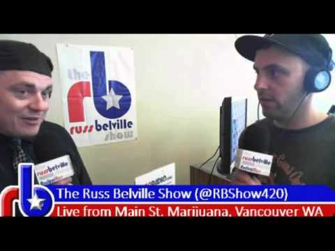 The Russ Belville Show #433 - Live from Main Street Marijuana in Vancouver