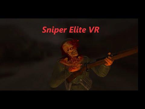Sniper Elite VR |