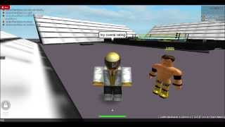 Arena Review: Troyklines OBW arena (ROBLOX)