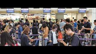 홍콩 저가항공, 추석 연휴 한국·일본행 무더기 결항