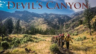Devil's Canyon Initial Attack Crew - BLM Wyoming