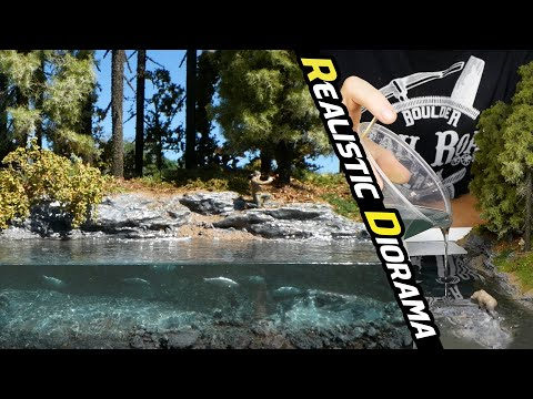 Build an Ultra-Realistic River in the Alaskan Wilderness – Realistic Scenery Vol.21