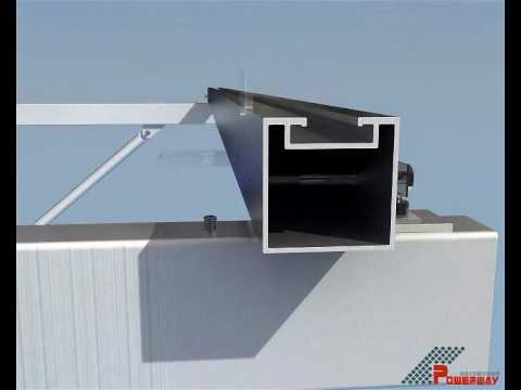 Solar Mounting System Ground Power Plant