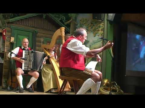 Song Played By The Gundolf Family On The Singing Saw
